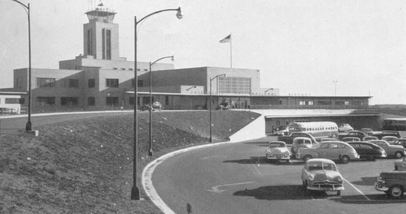 Baltimore's Friendship Airport