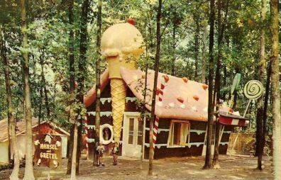 Pics for candy house in forest - Hansel home ...