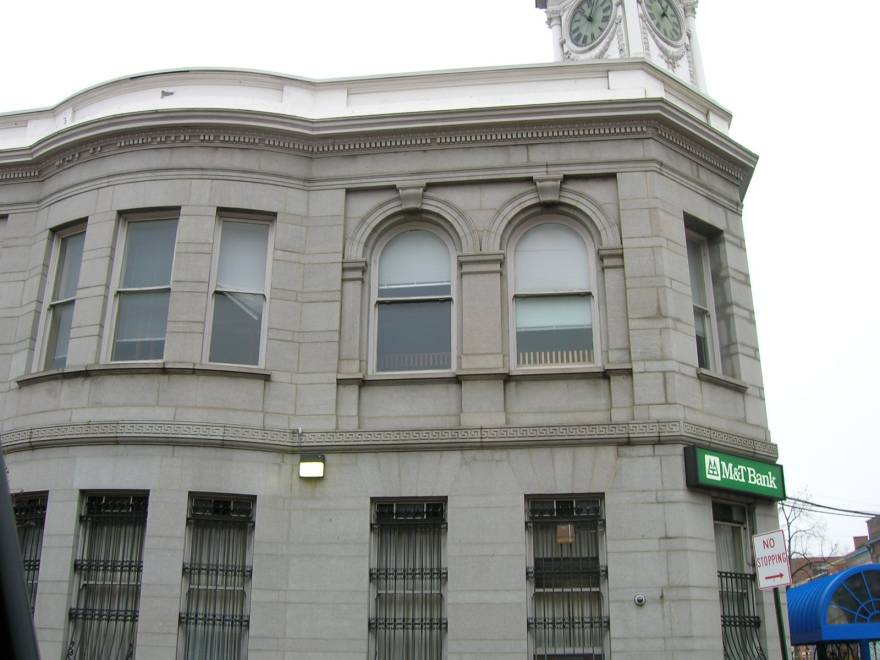 M&T Bank Howard And Madison Streets Baltimore