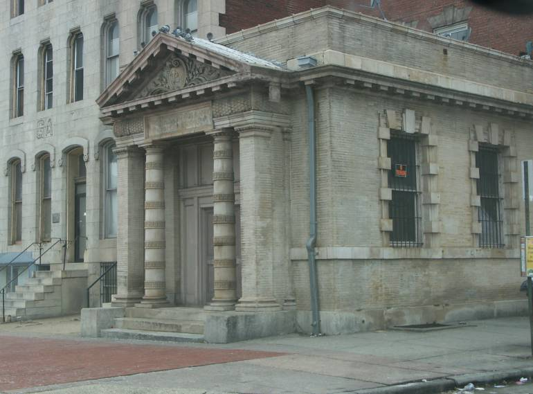 Provident Bank North and Maryland Baltimore