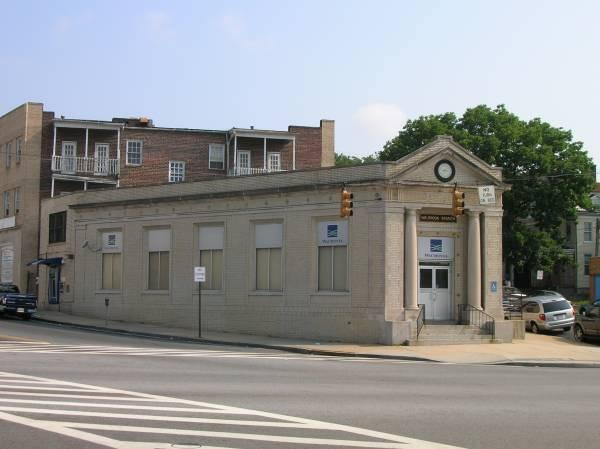 Walbrook               Bank Baltimore 2007