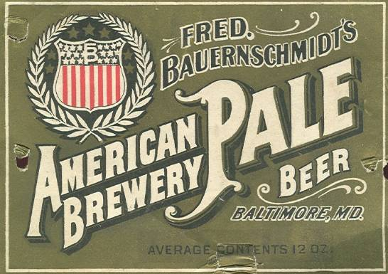 Old Baltimore Breweries