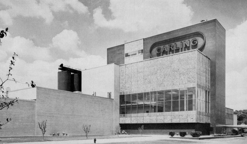 Carling Beer Plant Baltimore