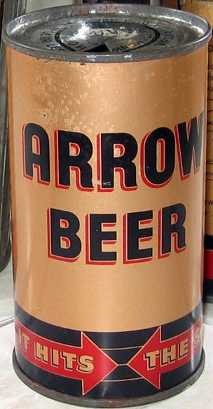 Arrow                 Beer Can Hits the Spot Baltimore
