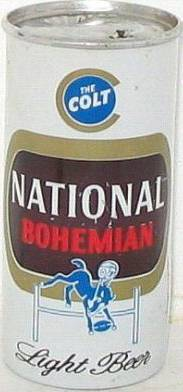 Noational Boh Colts Beer can