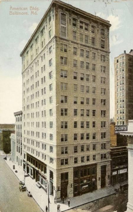 Used Car Dealerships In Baltimore >> Buildings Baltimore