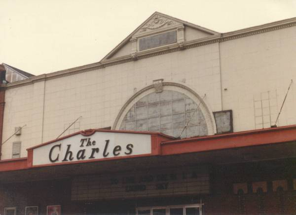 Charles               Theatre Baltimore 1980s