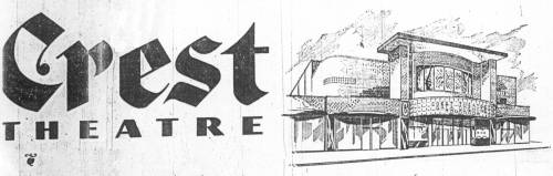 Crest               Theatre, Baltimore