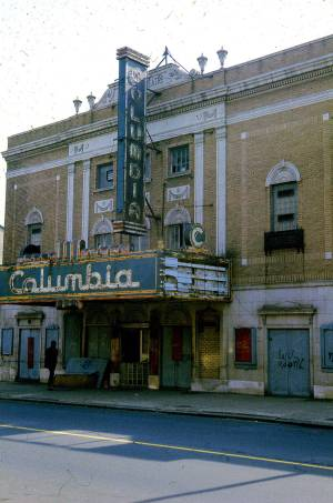 Columbia Theatre Baltimore