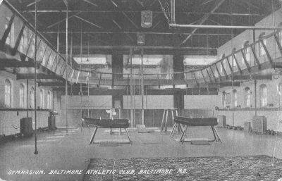 Baltimore Athletic Club Baltimore Maryland