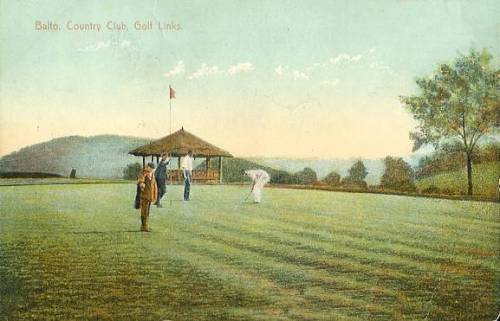 Baltimore Country Club, Baltimore Maryland