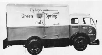 Greenspring Dairy Baltimore