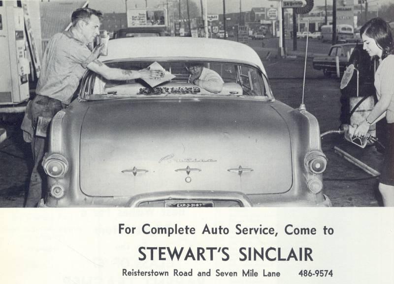 Sinclair Station Baltimore