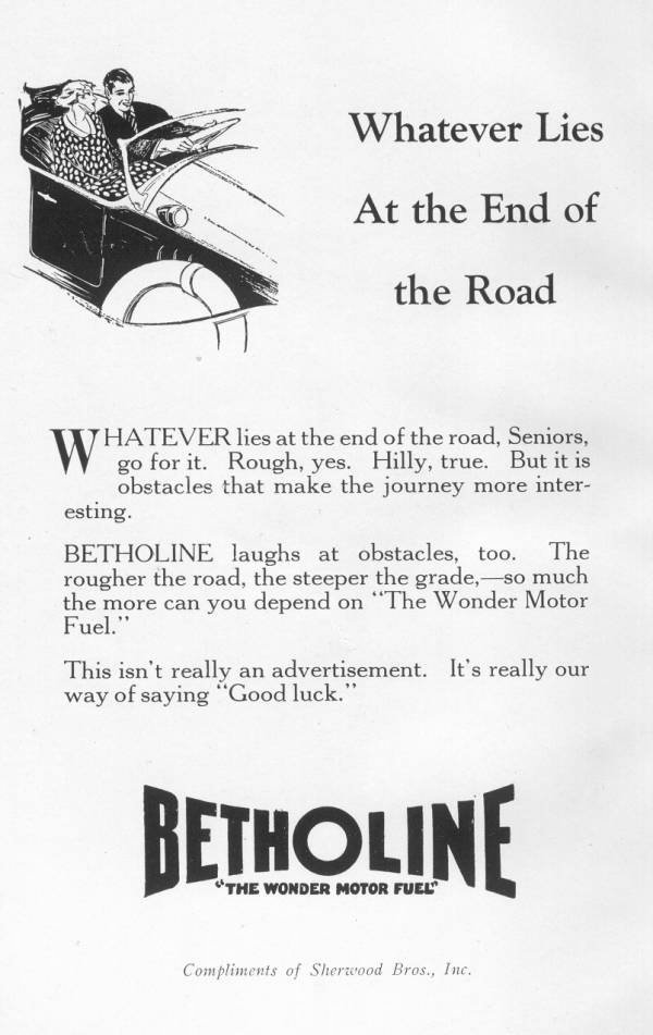 Betholine ad Baltimore