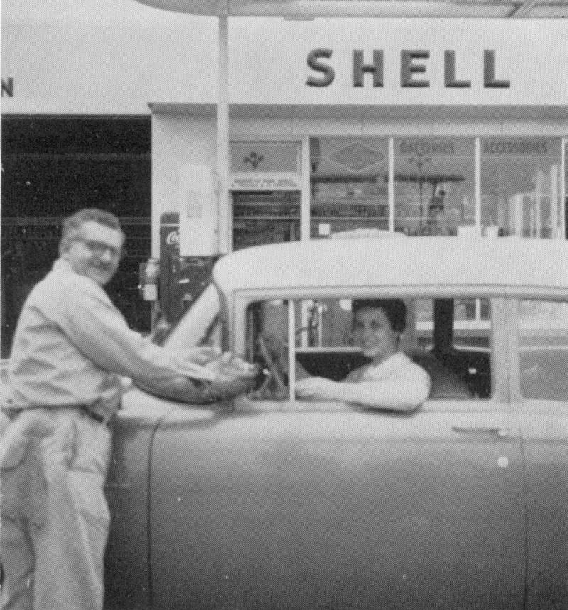 Brroklyn Park Shell