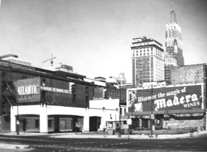 Baltimore before inner harbor