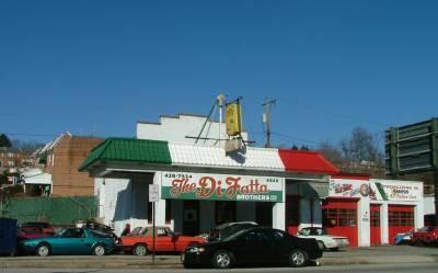 Belair Road Baltimore gas Station