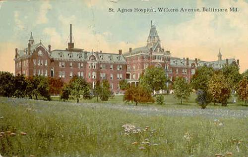 St Agnes Hospital Baltimore