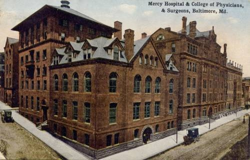 Mercy Hospital, Baltimore