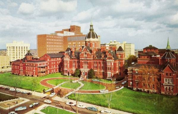 Jonhs Hopkins Hospital, Baltimore