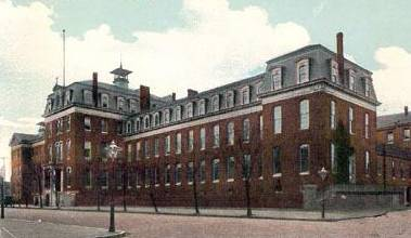 St Jospeh Hospital, Baltimore