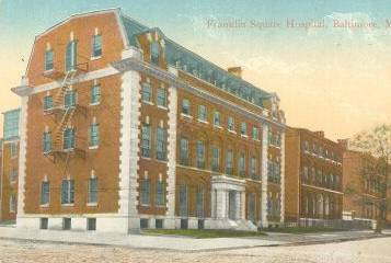 Franklin Square Hosptial , Baltimore