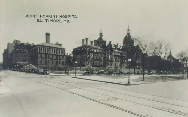 Johns Hopkins Hospital, Baltimore Maryland