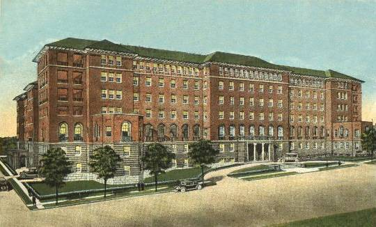 Union Memorial Hospital, Baltimore Maryland