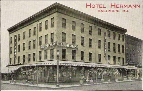 Hotel Hermann Baltimore