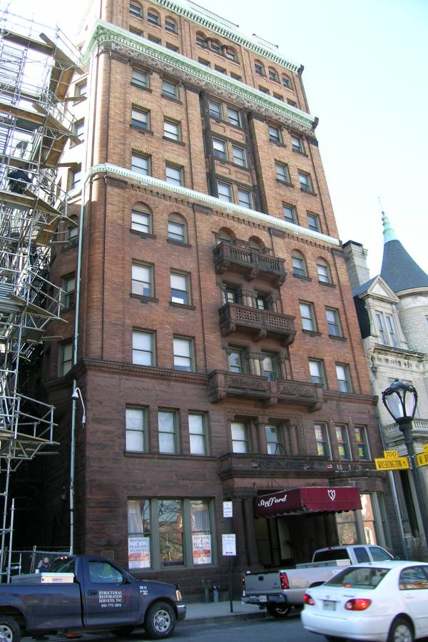 Stafford Hotel, Baltimore