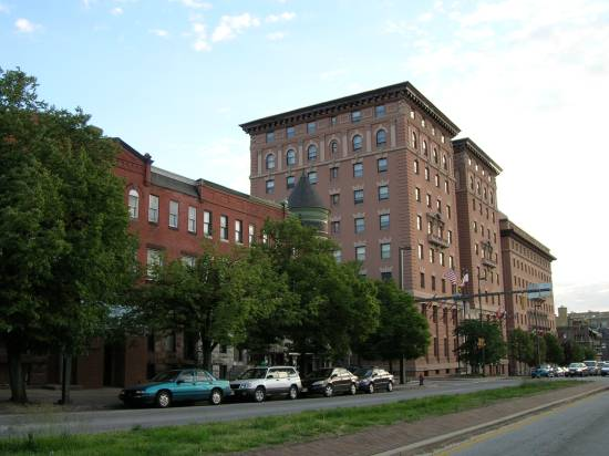Mount Royal Hotel , Baltimore