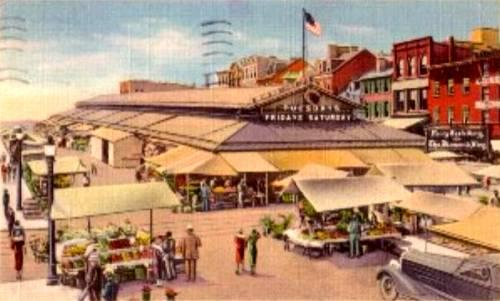 Baltimore's Lexington Market