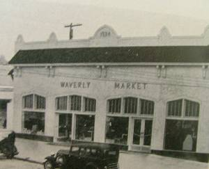 Waverly Market Baltimore