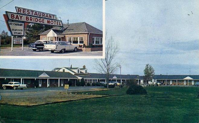 Bay Bridge Motel Grasonville Maryland