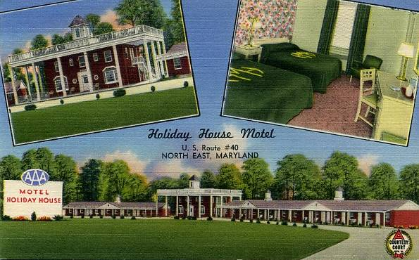 Holiday House Northeast Maryland