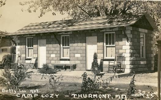 Camp Cozy               Thurmont Maryland