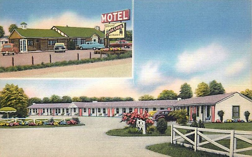 Maryland Motels 1940s 1950s History Kilduffs
