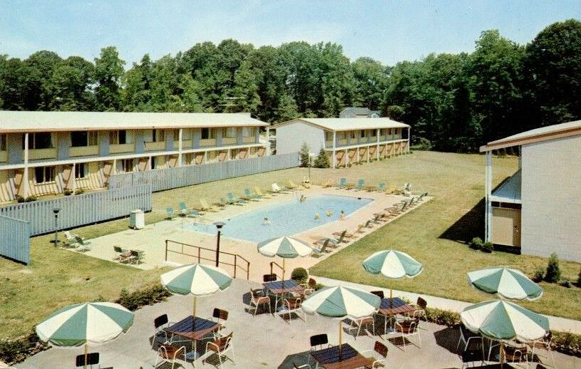 Charter House Motel Annapolis Maryland