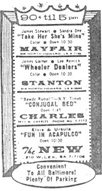 New Theater Ad Maryland