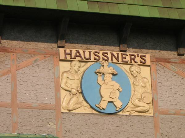 Haussners Restaurant Baltimore