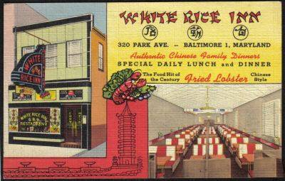 White Rice Inn Baltimore