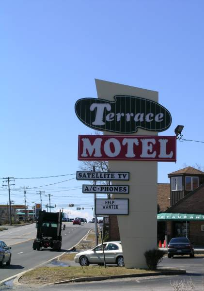 Terrace Motel Elkridge Maryland