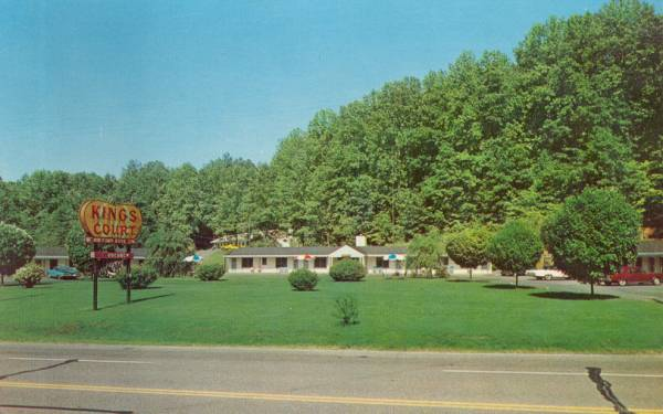 Kingsville Motel Kingsville Maryland US Rt 1