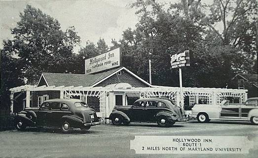 Hollywood               Inn Rt 1
