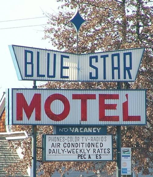 Blue Star Motel Baltimore