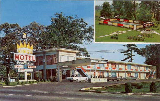 Perryville Maryland Kings Motel