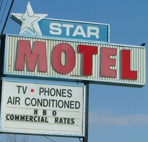 Star Motel Baltimore Pulaski Highway US 40
