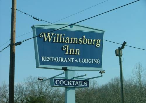 Williamsburg Inn White Marsh MAryland