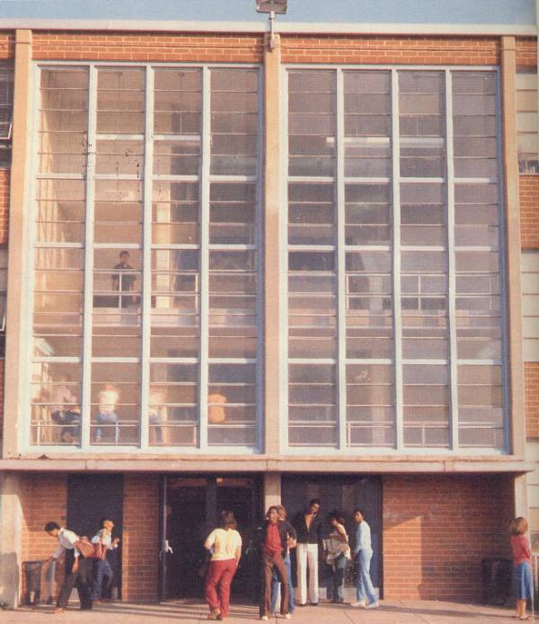 Patterson High School Baltimore 1987