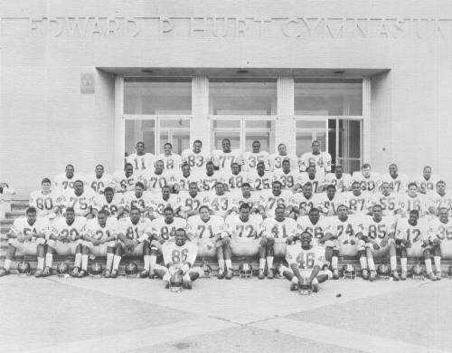 1968 Morgan State University Baltimore football team